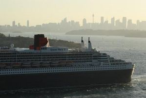 Restaurants sur le Queen Mary 2