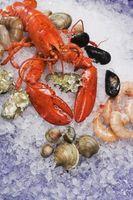 Comment Faire bouillir huîtres in the Shell