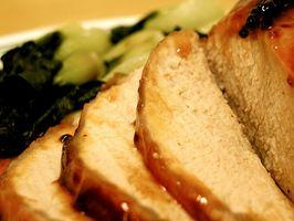 Comment faire cuire des longes de porc