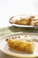 Comment garder pommes croquantes Lorsque Faire Apple Pie