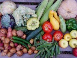 Comment faire cuire les légumes dans le four