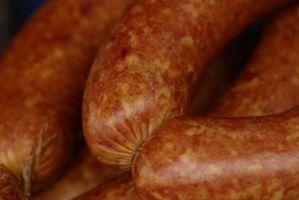 Comment faire cuire une pomme de terre Saucisse suédois à l'état congelé