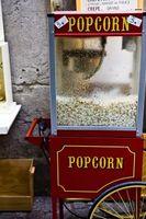 Nostalgie Popcorn Maker rendre