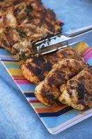 Repas utilisant les restes de poulet