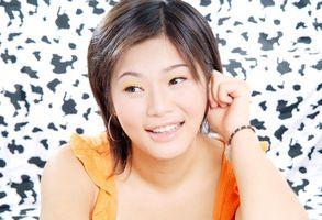 Coiffures chinois pour les filles