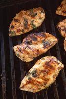 Que manger avec barbecue de poulet