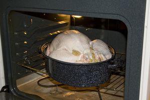Comment faire cuire la Turquie Avec une Cage Icy Rib