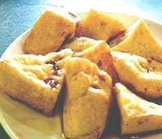 Comment faire le Stinky tofu frit