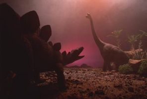 Comment faire un gâteau de dinosaure Fondant