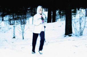 Est-ce que le travail du corps Jogging Harder, dans le froid?