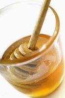 Comment faire du miel lait Balls