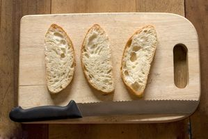 Outils pain de coupe