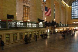 Histoire de l'horloge de la gare Grand Central