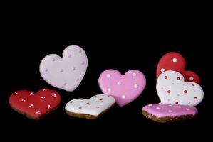 Les Idées Saint Valentin pour les cookies