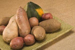 Pommes de terre Russet faire cuisent plus rapidement que les patates douces?