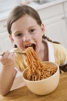 Outils à Faire Raw Spaghetti