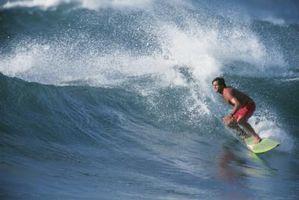 Plages de surf à Hawaii célèbres