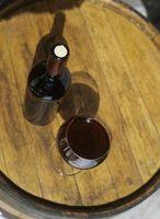 Comment faire pour réduire les tanins dans le vin