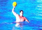 Comment lancer une balle Water Polo