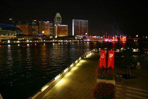 Comment voyager en Malaisie De Singapour