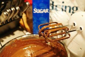Comment Remplacer sucre glace pour le sucre granulé