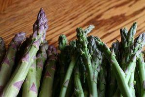 Comment préparer les asperges pour la cuisine