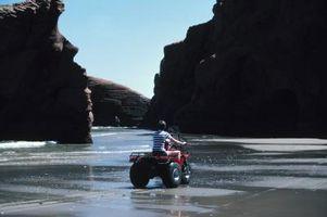 Comment Lay Down ATV piste