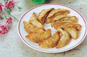 Êtes-vous cuire du porc remplissage pour Dumplings?