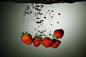 Comment garder fraises fraîches après le lavage