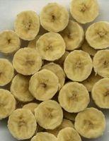 Comment congeler tranches de banane