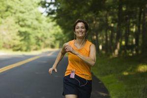 Comment former votre corps à brûler les graisses pendant une course
