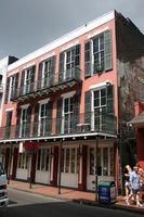 Activités sur Bourbon Street à la Nouvelle-Orléans