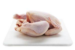 Est-ce que poulet au four rapide à des températures plus élevées?