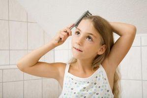 Comment Enveloppez fil dans les cheveux