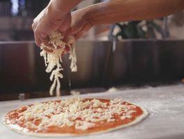Que pouvez-vous utiliser à la place d'un crochet de la pâte Lorsque Faire la pâte à pizza?