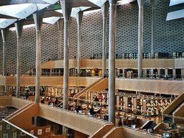 L'histoire de la Bibliothèque d'Alexandrie