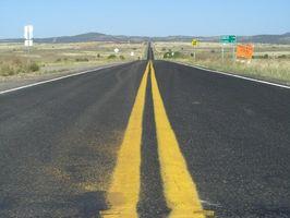 Attractions le long de la route 66 en Californie
