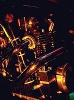 Comment régler un carburateur sur une moto Honda 360