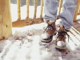 Les meilleures bottes par temps froid