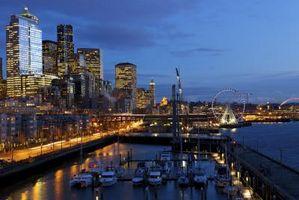 Hôtels avec une navette vers les navires de croisière à Seattle, WA