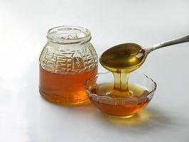 Comment Remplacer miel pour le sucre dans Muffins