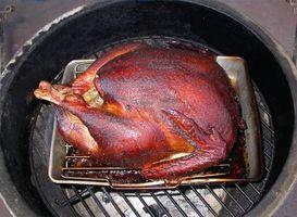 Comment faire cuire la Turquie dans un fumeur électrique