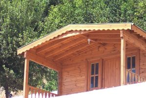 Où trouver Terrains de camping avec des cabines dans le Tennessee