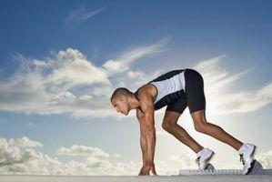 Combien de temps la plupart des anaérobies éclats de l'exercice?