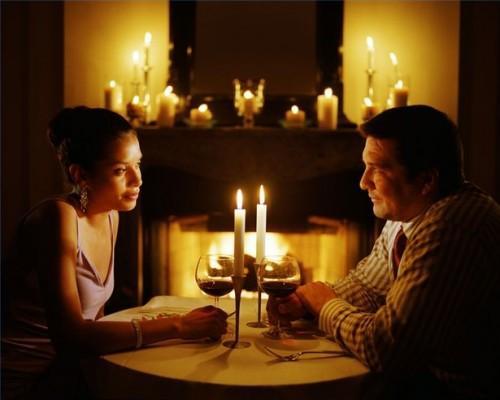 Comment faire une demande Maquillage Pour Candlelight Dîners