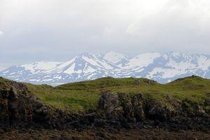 Des monuments nationaux de l'Islande