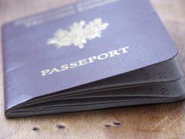 Comment obtenir un passeport français