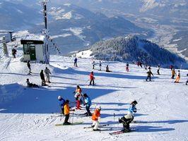 Stations de ski les environs de Colorado Springs, Colorado