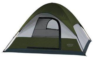 Comment monter une tente Wenzel