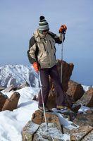 Alpinisme d'hiver Liste de vitesse